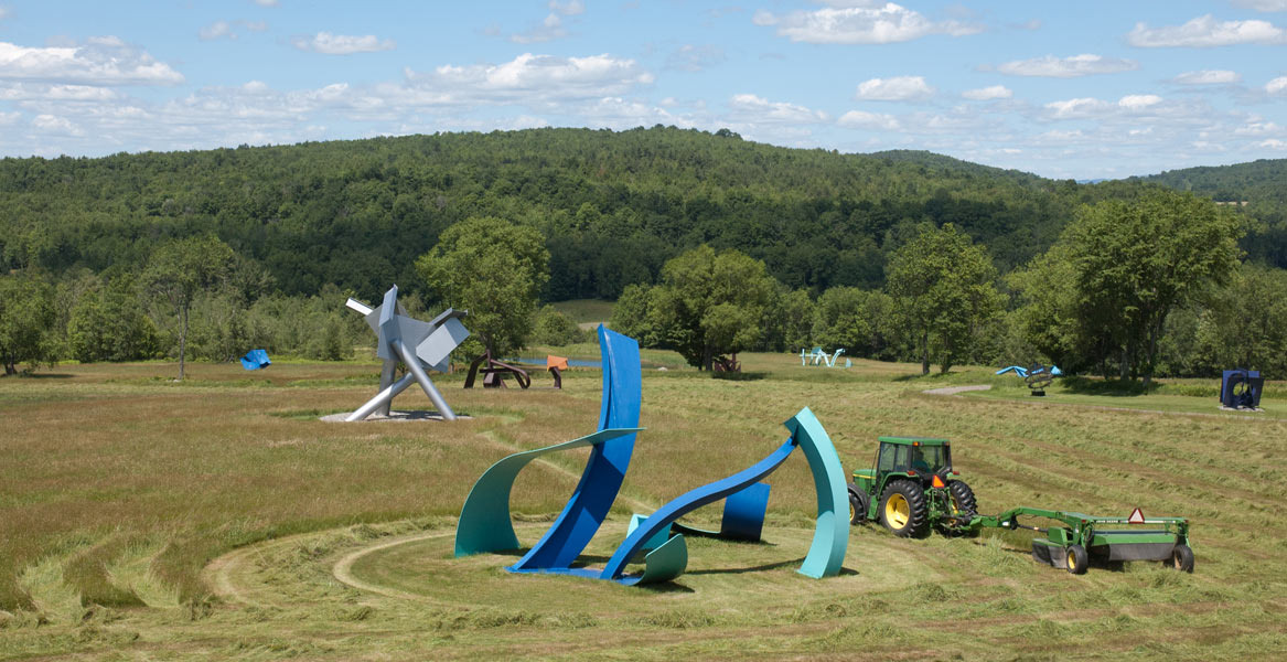David Stromeyer | History | Cold Hollow Sculpture Park